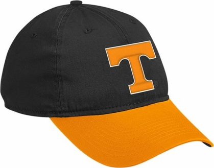 Tennessee Adidas Adjustable Slouch Hat (Black)