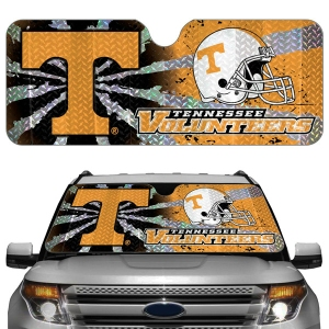 Tennessee Volunteers Auto Sun Shade