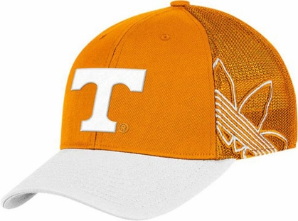 Tennessee Branded Logo Structured Flex Hat