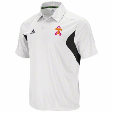 Tennessee Breast Cancer Awareness Coaches Performance Polo Shirt