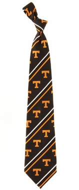 Tennessee Cambridge Woven Silk Necktie