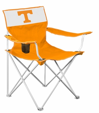 Tennessee Canvas Adult Folding Logo Chair