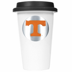 Tennessee Ceramic Travel Cup (Black Lid)