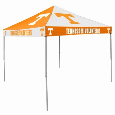 Tennessee Checkerboard Tailgate Tent