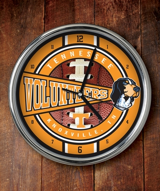 Tennessee Chrome Clock