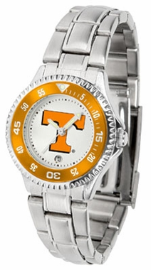 Tennessee Competitor Women's Steel Band Watch