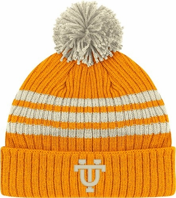 Tennessee Cuffed Pom Knit Hat