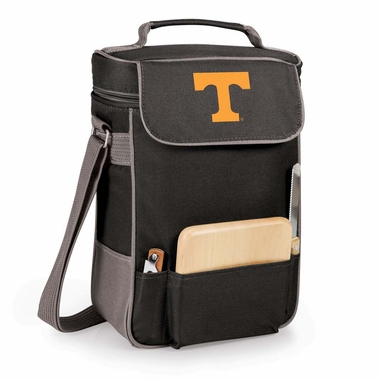 Tennessee Duet Compact Picnic Tote (Black)