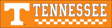 Tennessee Eight Foot Banner