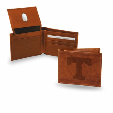 Tennessee Embossed Leather Bifold Wallet