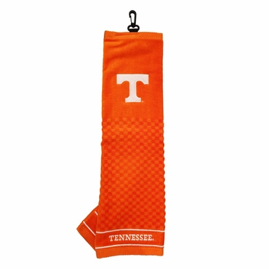 Tennessee Embroidered Golf Towel