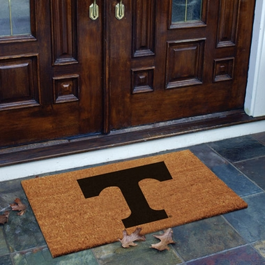 Tennessee Flocked Coir Doormat