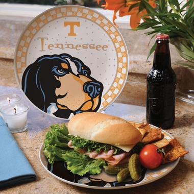 Tennessee Gameday Ceramic Plate