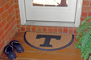 Tennessee Half Moon Door Mat