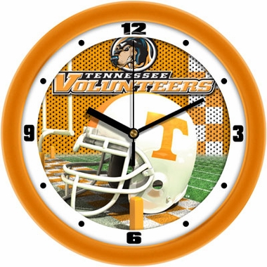 Tennessee Helmet Wall Clock