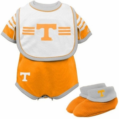 Tennessee Infant 3 Piece Creeper Set