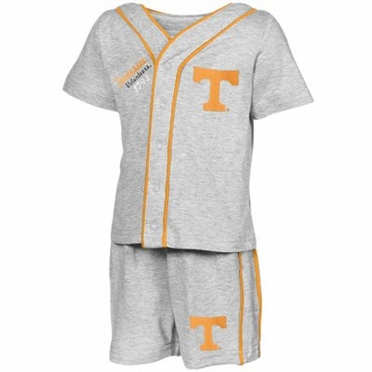 Tennessee Infant Batter Up Shirt & Shorts Set