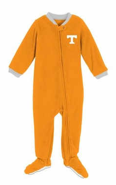 Tennessee Infant Footed Sleeper Pajamas
