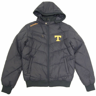 Tennessee Insulator Hooded Full Zip Heavy Jacket