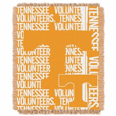 Tennessee Jacquard Woven Throw Blanket