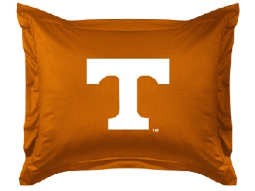 Tennessee Jersey Material Pillow Sham