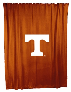 Tennessee Jersey Material Shower Curtain