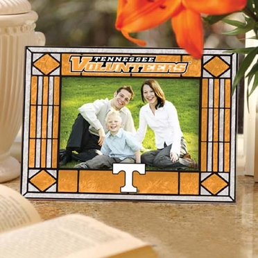 Tennessee Landscape Art Glass Picture Frame