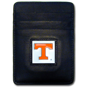 Tennessee Leather Money Clip (F)