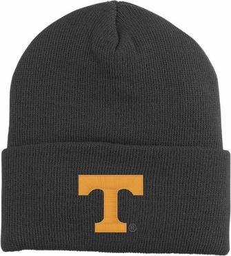 Tennessee Logo Knit Ski Cap (Black)