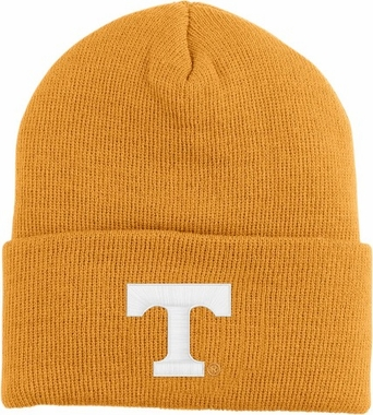 Tennessee Logo Knit Ski Cap (Orange)