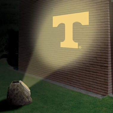 Tennessee Logo Projection Rock