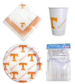 Tennessee Party Supplies Pack