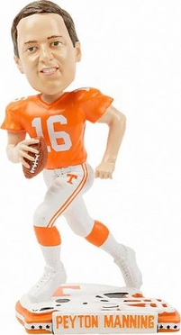 Tennessee Peyton Manning Back To School Bobblehead