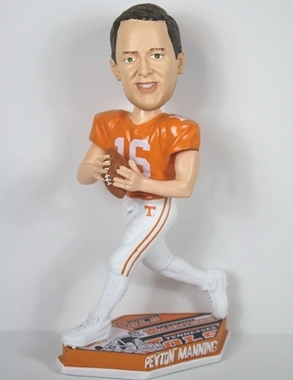 Tennessee Peyton Manning Thematic Base Bobblehead