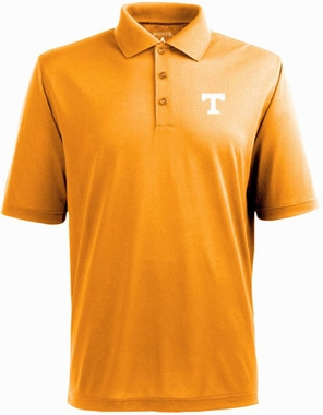 Tennessee Mens Pique Xtra Lite Polo Shirt (Team Color: Orange)