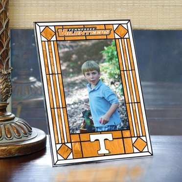 Tennessee Portrait Art Glass Picture Frame