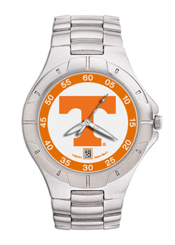 Tennessee Pro II Men's Stainless Steel Watch