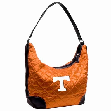 Tennessee Quilted Hobo Purse