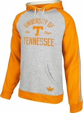 Tennessee Raglan Premium Hooded Sweatshirt