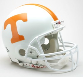 Tennessee Riddell Full Size Authentic Helmet
