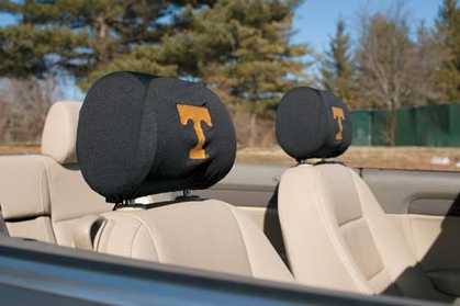 Tennessee Set of 2 Headrest Covers
