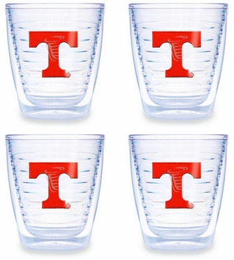 Tennessee Set of FOUR 12 oz. Tervis Tumblers