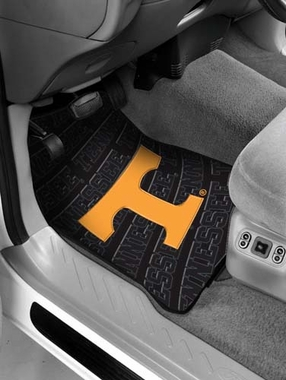 Tennessee Set of Rubber Floor Mats