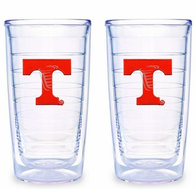 Tennessee Set of TWO 16 oz. Tervis Tumblers