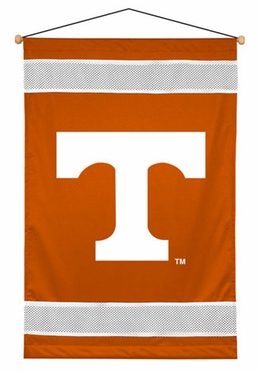 Tennessee SIDELINES Jersey Material Wallhanging