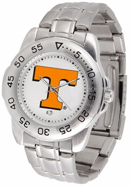 Tennessee Sport Men's Steel Band Watch