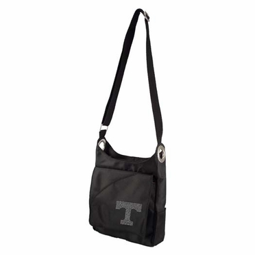 Tennessee Sport Noir Sheen Crossbody Bag