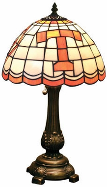 Tennessee Stained Glass Table Lamp