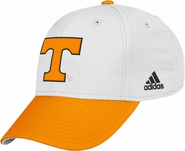 Tennessee Structured Flex Hat (White)