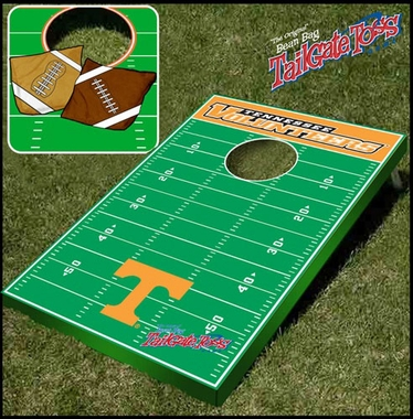 Tennessee Tailgate Toss Cornhole Beanbag Game